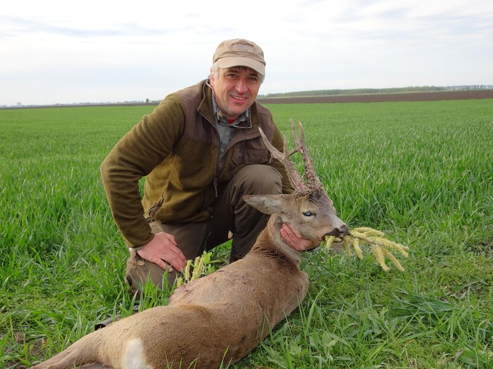 RR Weltweites Jagen | abnorme Rehböcke