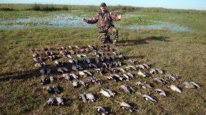 Jagen in Argentinien