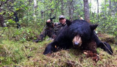 Jagen in British Columbia