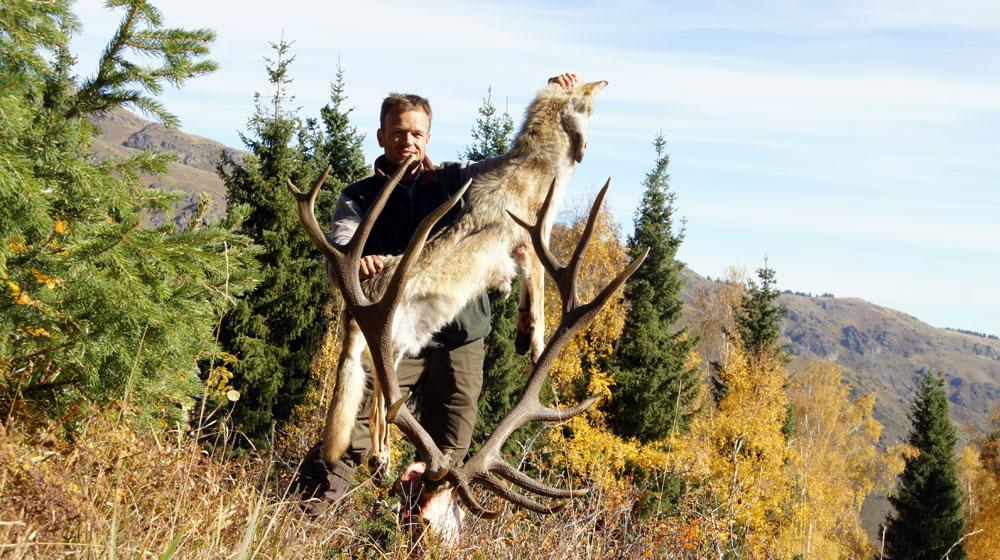 RR Weltweites Jagen | Kasachstan