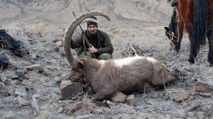 Jagen in Kirgisien / Tadschikistan