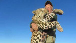 Jagen in Namibia