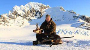 Jagen in Neuseeland