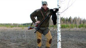 Jagen in Russland