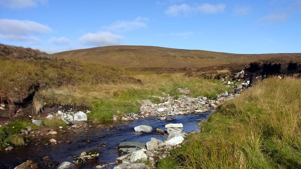 Jagen in Schottland