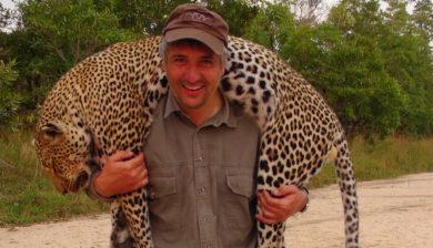Jagen in Tansania