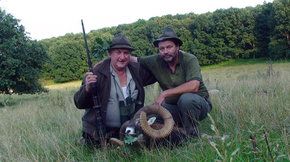 Jagen in Tschechien