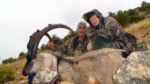 Jagen in der Türkei