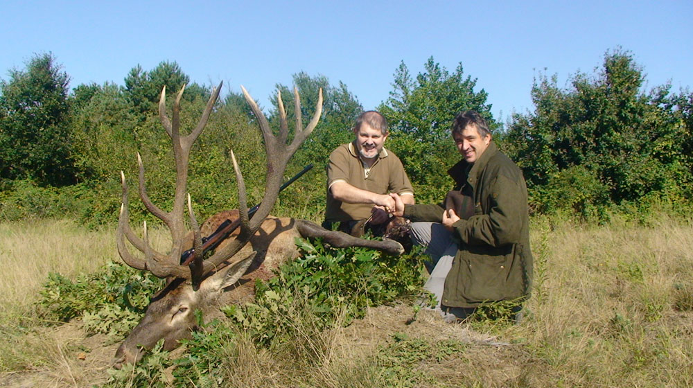 Jagen in Ungarn