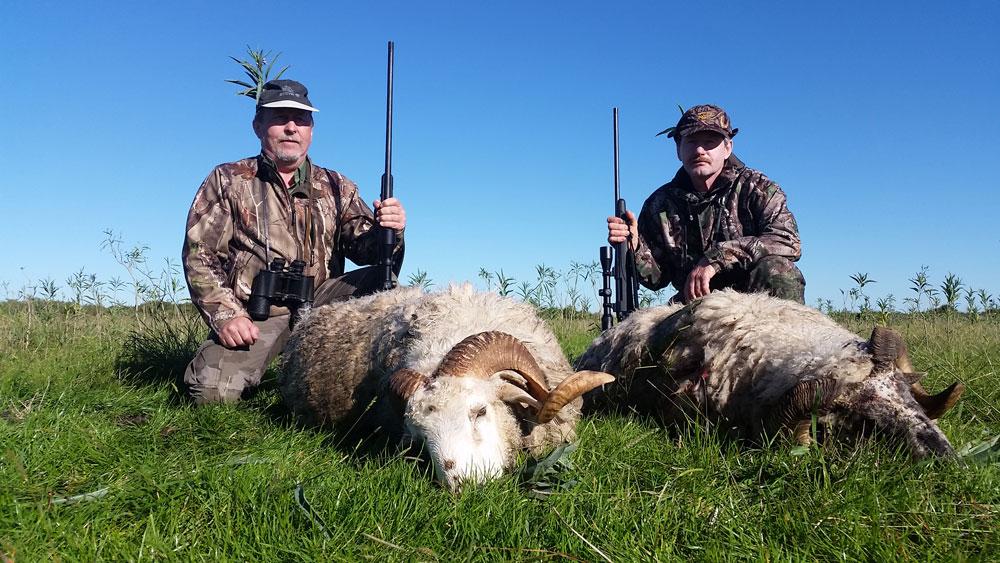 RR Weltweites Jagen | Argentinien
