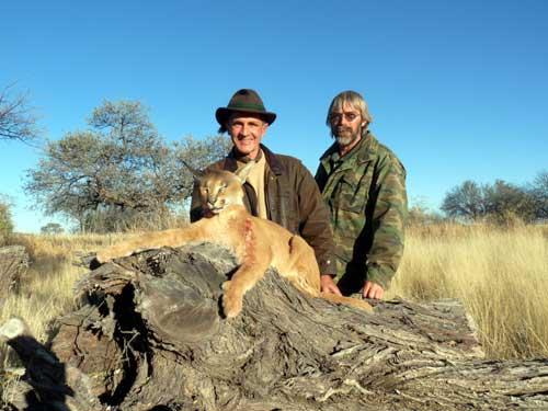 RR Weltweites Jagen | Leopardenjagd