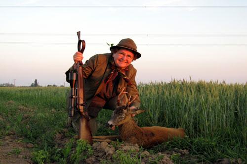 RR Weltweites Jagen | Bockjagd