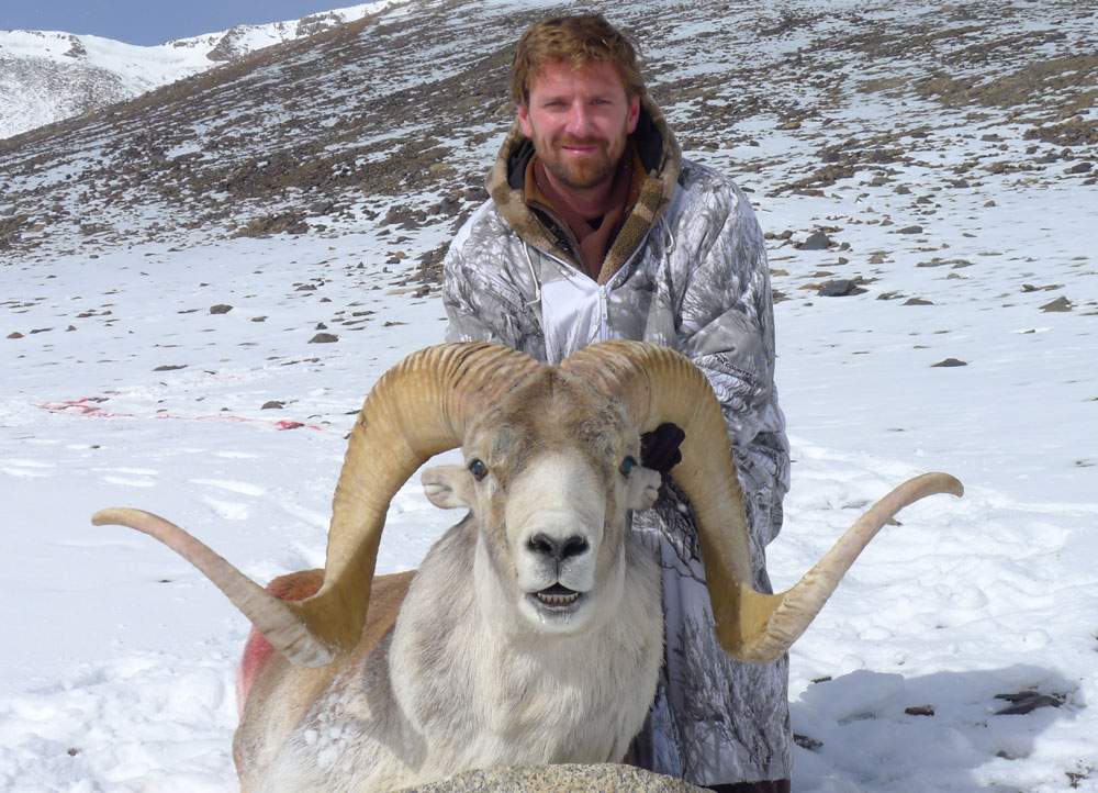 RR Weltweites Jagen | Kirgisien