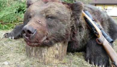 RR Weltweites Jagen   Rumänien