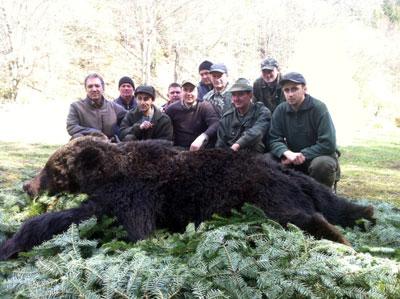 RR Weltweites Jagen | Rumänien