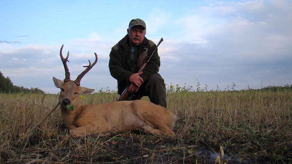 RR Weltweites Jagen | Russland