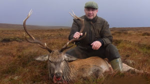 RR Weltweites Jagen | Schottland