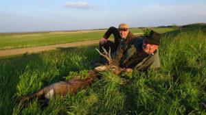 RR Weltweites Jagen | Vojvodina