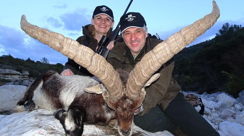 RR Weltweites Jagen | Spanien